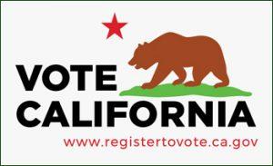 Register to vote in California