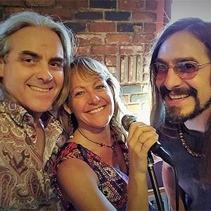 Incubators Trio at Speakeasy in Petaluma
