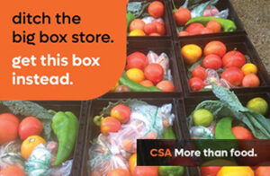 CSA and California Alliance with Family Farmers