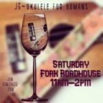 Jpn Gonzales live music at Fork