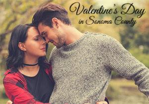 Valentine's Day in Sonoma County