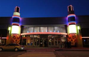 Boulevard 14 Cinemas Petaluma.