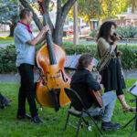 Bandjango Trio with Stella Heath