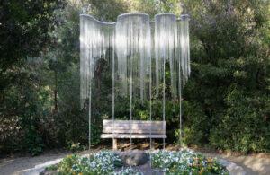 A Delicate Balance Public Art Exhibition in Sonoma Plaza.
