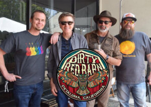 Dirty Red Barn band