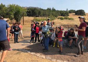 Family Hike at Sugarloaf Ridge State Park