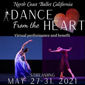 North Coast Ballet fundraiser