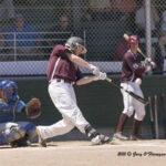 Healdsburg Prune Packers baseball game