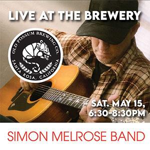 Simon Melrose musician