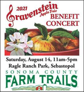 Gravenstein Apple Benefit Concert 2021