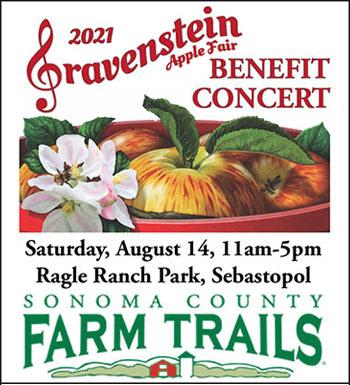 Gravenstein Apple Fair Benefit Concert