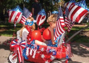 Healdsburg 4th of July Kids' Parade and Duck Dash