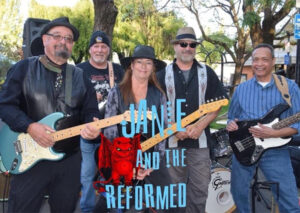 Janie and the Reformed band