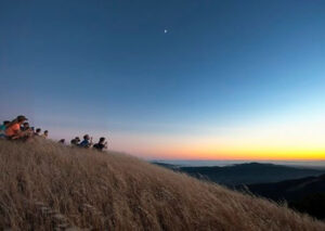 4th of July Sunset Hike in Sugarloaf Ridge State Park