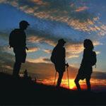 Sunset hike