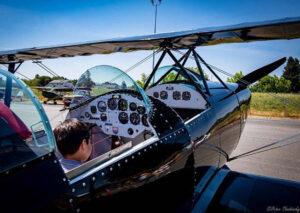Airplane Fair Petaluma