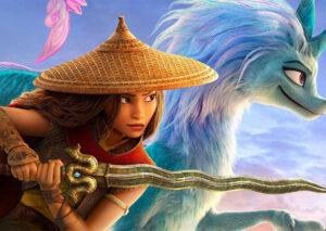 Raya and the Last-Dragon movie