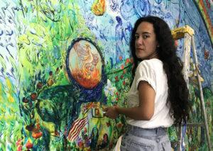 SVMA Glen Ellen Mural Celebration