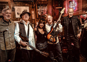 The Sonoma Shakers band