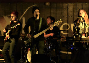 X Confidence band