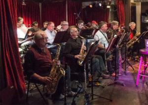 Big Easy Big Band in Petaluma