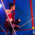 Flynn Creek Circus at the Sebastopol Grange