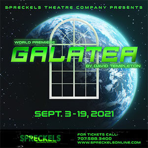 Galatea at Spreckels Performing Arts Center