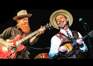 Jonny Mojo and Joe Craven