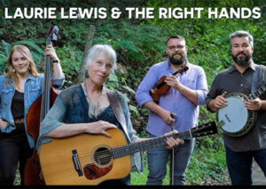 Laurie Lewis and the Right Hands band