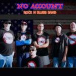 No Acccount band at Flagship