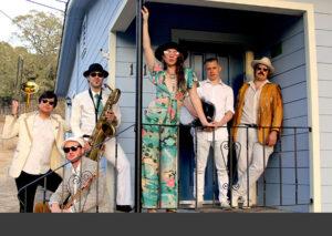 Royal Jelly Jive Petaluma Music Festival