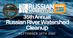 Russian River Cleanup