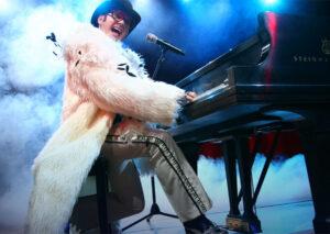 Santa Rosa Symphony – Remember When Rock Was Young – Elton John Tribute
