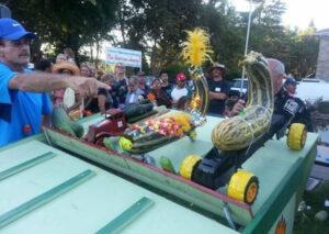 Zucchini Races Sonoma Tuesday Night Market
