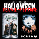 AVS Halloween Double Feature at the Drive-in