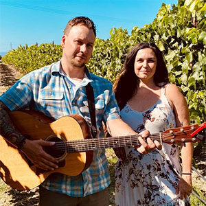 Anthony Presti & Leah Van Dyke