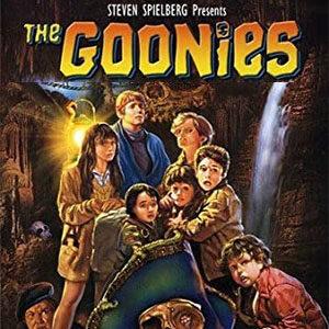 Goonies drive-in movie