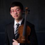 Julian Rhee, violin- Santa Rosa Symphony