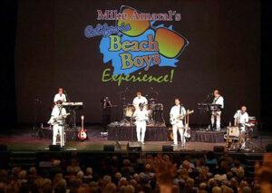 Mike Amaral's California Beach Boys band