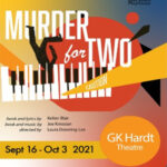 Murder For Two at 6th Street Playhouse
