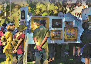 Sonoma Plein Air Festival Art Show & Sale