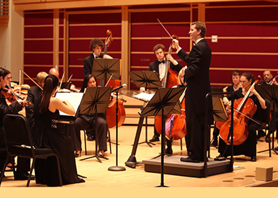 Sonoma State University Symphony Orchestra