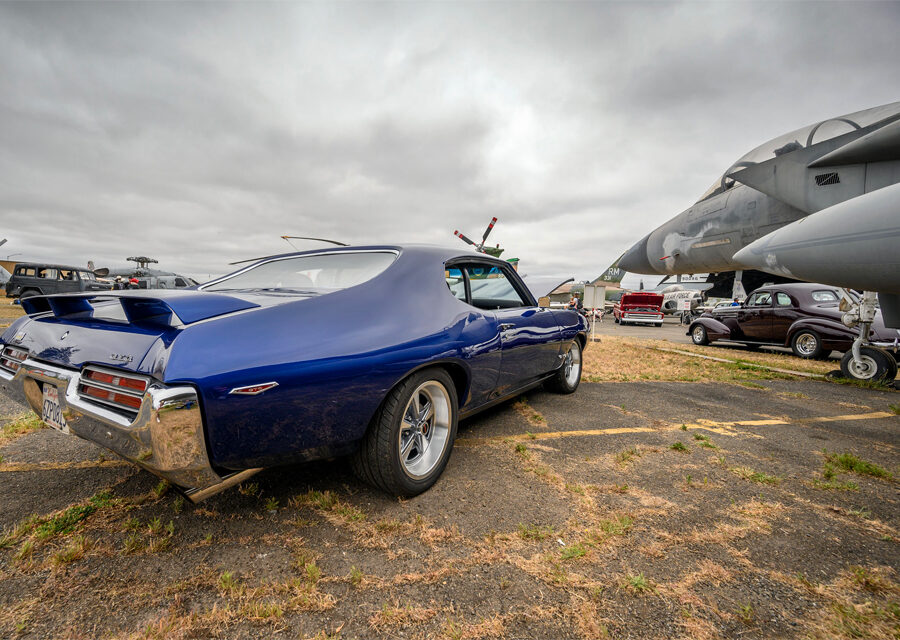 Wheels and Wings at Pacific Coast Air Museum