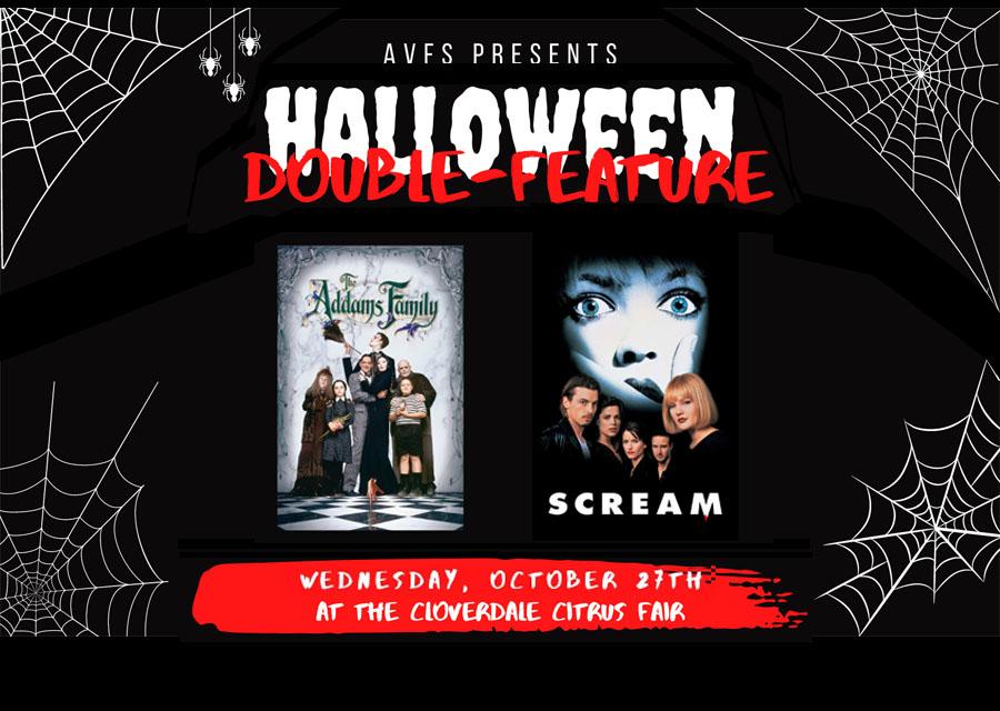 AVFS Halloween Double Feature
