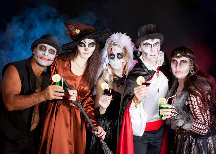 Hallowween party for adults