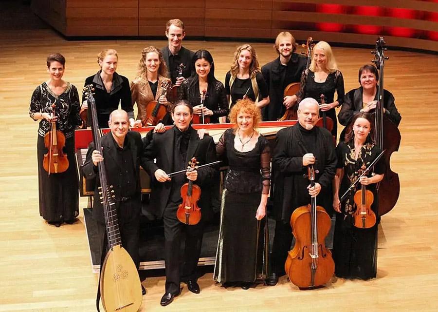 Apollo's Fire Vivaldi's Four Seasons at the green Music Center