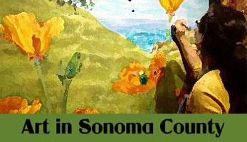 Art in Sonoma County