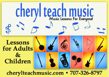 Cheryl Teach Music music classes for all ages in Sonoma County