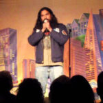Comedian Mean Dave at 3 Disciples