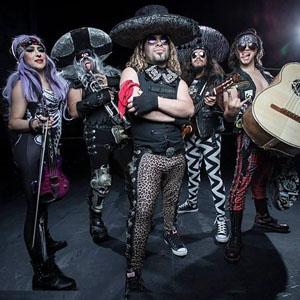 Metalachi band at Hopmonk Sebastopo
